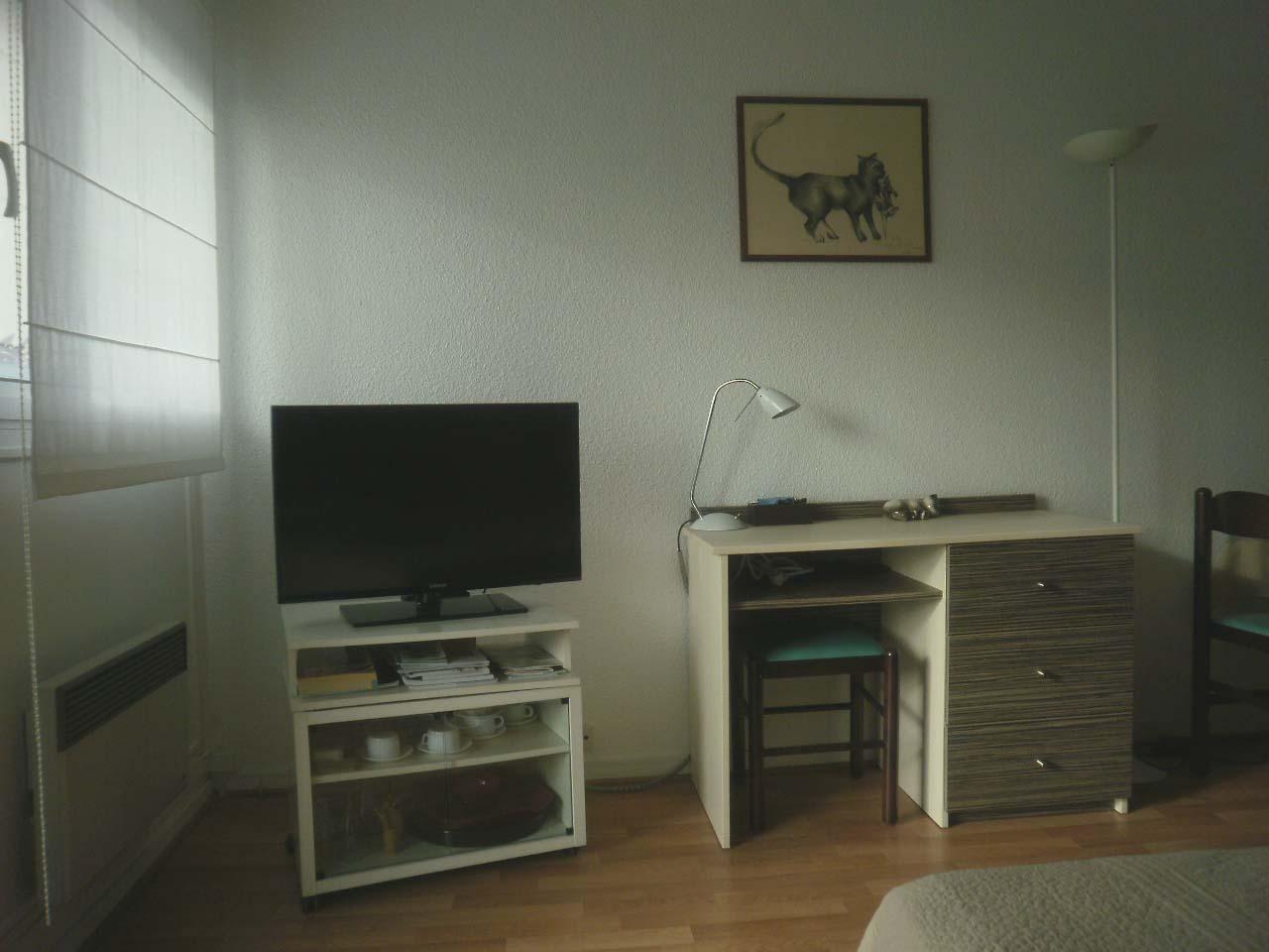 Espace bureau TV